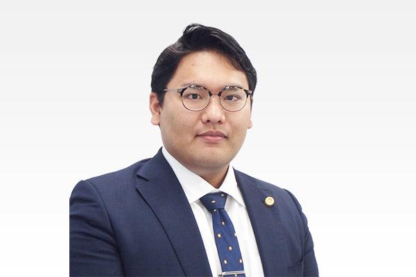 弁護士紹介 林田弁護士のご紹介です